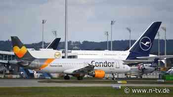 Vertrag über Zubringerflüge: Lufthansa legt Streit mit Condor vorerst bei