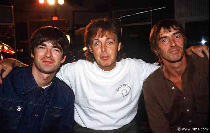 "Paul Weller recalls recording with Paul McCartney in 1995: ""We were shitting ourselves"""