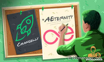 Changelly.com Adds AEternity (AE) Mainnet Token to the List of Exchangeable Cryptocurrencies - BTCMANAGER