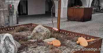 Vipiteno, raid vandalico contro le luci in centro - Alto Adige