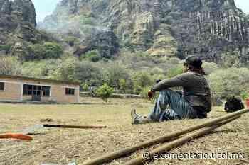 Apoya adulto mayor a militares y brigadistas de Tepoztlan; proporciona techo y comida - El Comentario