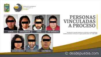Fiscalía detuvo en San Bernardino Tlaxcalancingo a 4 presuntos secuestradores más de una célula; suman 7 - desdepuebla.com - DesdePuebla