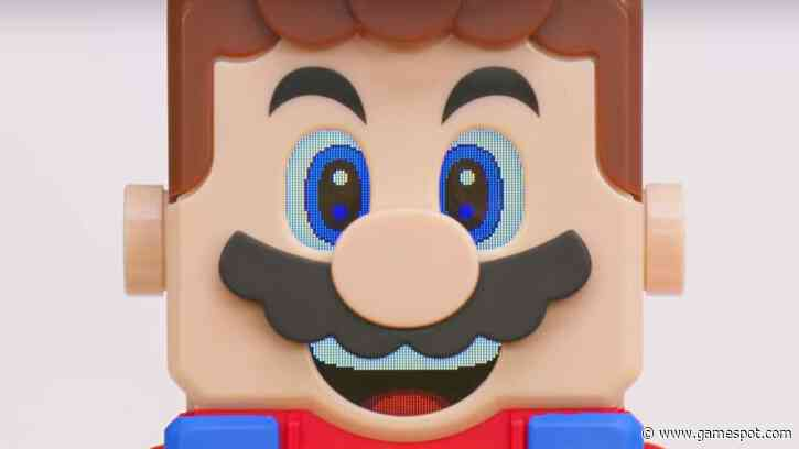 Lego Super Mario Is Now Crying Out For His Brother Luigi