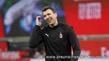 Serie A: Mailand-Profi Mandžukić spendet März-Gehalt für Charity