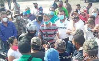 """""""Estamos a punto de perder nuestras cosechas"""": protesta en Guanare por falta de gasoil - El Nacional"""