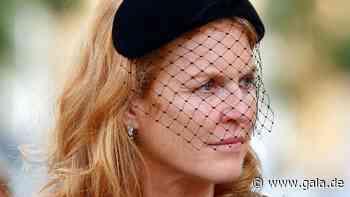Sarah Ferguson: Für Queen Elizabeth wird sie zur wichtigen Trauerbegleitung - Gala.de