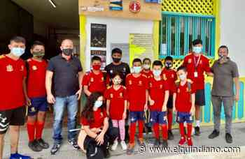 Se consolidan escuelas de formación deportiva en veredas de Salento - El Quindiano S.A.S.