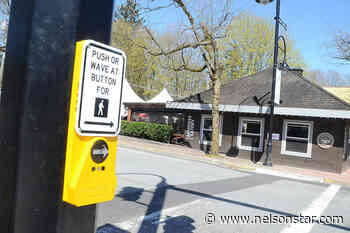 Busy BC intersection gets unique 'touchless' crosswalk signals – Nelson Star - Nelson Star