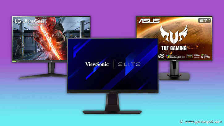 Best 240Hz Gaming Monitor 2021: Displays For Competitive Gamers