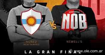 Núñez FC y Newell's Old Boys van por el título de la eLiga Profesional - Olé