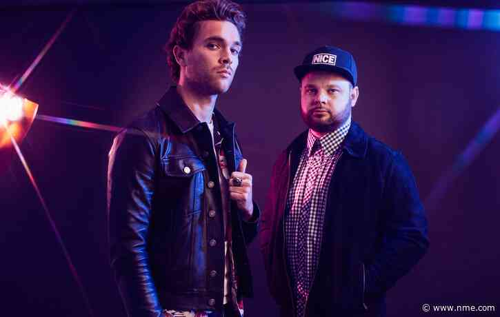 "Royal Blood on working with Josh Homme: ""He's just like this big kid having fun"""
