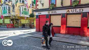 Coronavirus digest: EU asks Ireland to rethink mandatory hotel quarantine - DW (English)