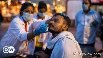 + Coronavirus hoy: OMS monitorea nueva variante detectada en India + - DW (Español)
