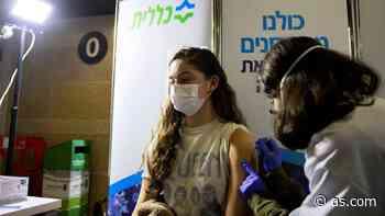 Israel, el primer país que quita las mascarillas, ya tienen la inmunidad - AS