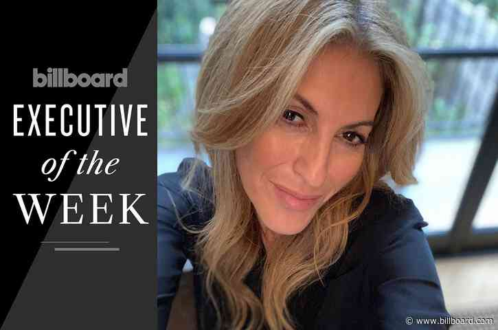 Executive of the Week: Atlantic Records Co-Chairman/COO Julie Greenwald
