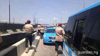 FRSC deploys personnel to man diversion spot on Lagos-Abeokuta Expressway - Guardian