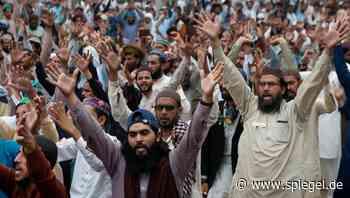 Pakistan lässt Online-Netzwerke zeitweise abschalten