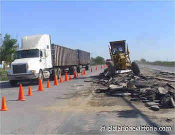Carretera Mante a Tula será de cuota - El Diario de Ciudad Victoria
