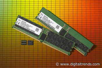 The next generation of DDR memory is going to be insanely fast
