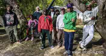 Brockhampton on cancel culture, Shia LaBeouf and Lil Nas X - Los Angeles Times