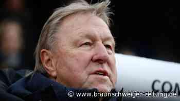 Fußball-Legende feiert: Horst Hrubesch wird 70