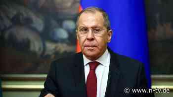 Revanche für Sanktionen: Moskau verbietet zwei US-Ministern Einreise