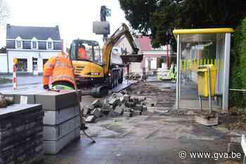 Bushaltes worden beter toegankelijk (Rijkevorsel) - Gazet van Antwerpen Mobile - Gazet van Antwerpen
