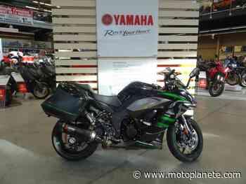 Kawasaki NINJA 1000 SX 2020 à 14690€ sur AUBIERE - Occasion - Motoplanete
