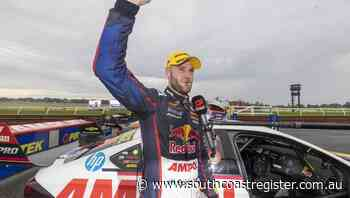 Tasmania next challenge for van Gisbergen - South Coast Register