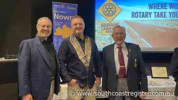 Nowra Rotarian's celebrate the clubs 86th anniversary - South Coast Register