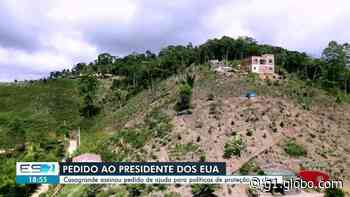 Polícia flagra desmatamento de 19 mil m² de floresta em Domingos Martins, ES - G1