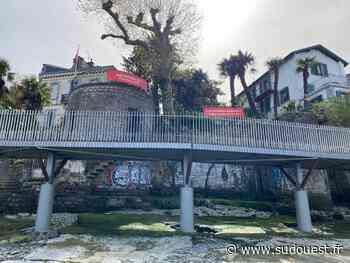 Hendaye : le public va pouvoir emprunter la passerelle de Caneta - Sud Ouest