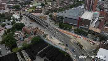 Fue habilitado puente del Intercambio Vial Induamérica para mejorar movilidad entre Itagüí, La Estrella y San Antonio de Prado » Al Poniente - Al Poniente