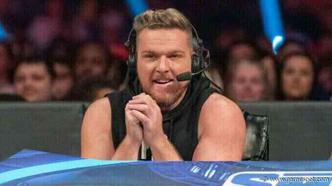 Pat McAfee Joins WWE Smackdown Live Announce Team