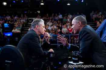 Jon Stewart's new Apple TV+ series to be called 'The Problem with Jon Stewart' - AppleMagazine - AppleMagazine