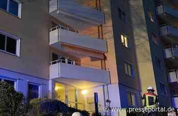 FW-OG: Küchenbrand in Hochhaus verläuft glimpflich