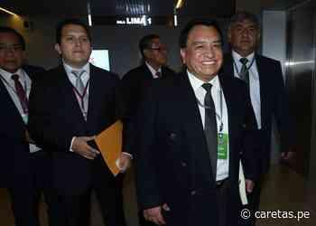 José Luna Gálvez logra un curul a pesar de ser investigado por Los Gángster de la... - Caretas