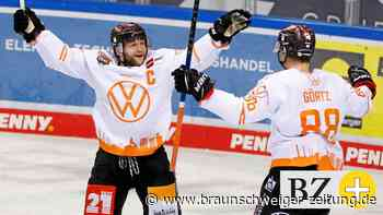 Grizzlys Wolfsburg nach 4:2 in Straubing in den Play-offs