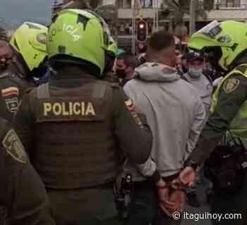 Capturan presunto ladrón que asesinó un joven en Itagüí - Itagüí Hoy
