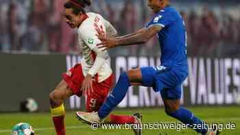 29. Spieltag am Freitag: Leipzig patzt im Titelkampf - Remis gegen Hoffenheim