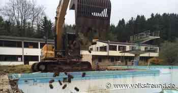 Stadtkyll: Das Ende des Waldfreibads im Wirfttal 2014 - Trierischer Volksfreund