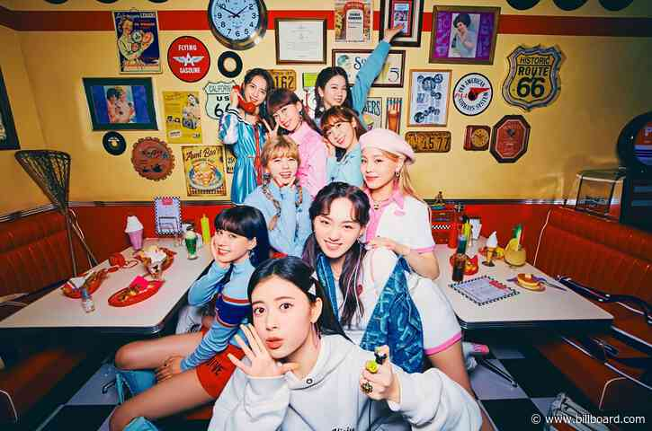 NiziU's 'Take a Picture' Logs Second Week at No. 1 on Japan Hot 100