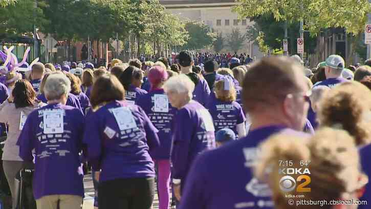 Hundreds Of People Set To Participate In PurpleStride Pittsburgh Walk