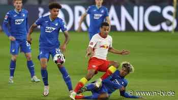Nur Remis gegen Hoffenheim: Bayern-Verfolger Leipzig nutzt Chance nicht