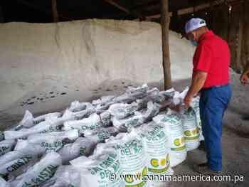 Mida compra sal cruda a la Cooperativa Marín Campos de Aguadulce para el Plan Sequía - Panamá América
