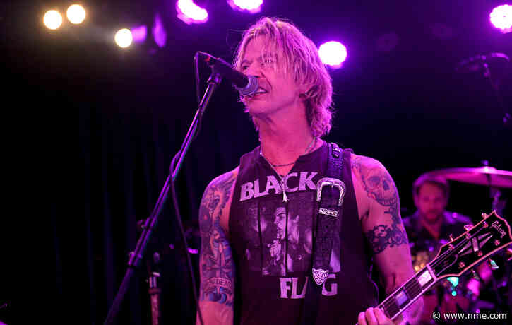 Duff McKagan's pre-Guns N' Roses band The Living share video for 'Live By The Gun'