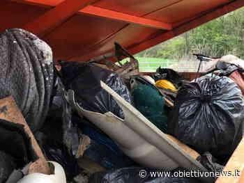 VOLPIANO – Raccolti 30 metri cubi di materiale durante la raccolta straordinaria dei rifiuti abbandonati - ObiettivoNews
