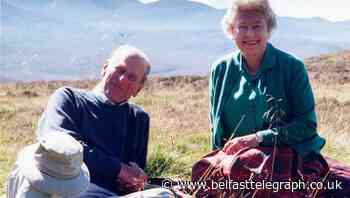 Queen's favourite photograph together with Duke of Edinburgh released ahead of funeral