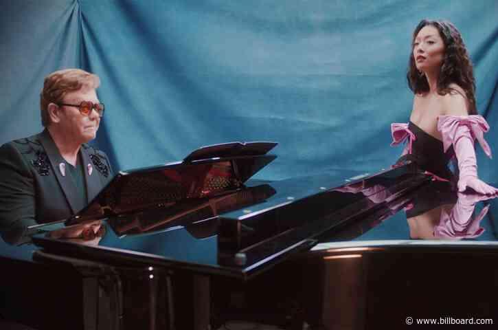 First Out: New Music From Rina Sawayama, Elton John, Troye Sivan & More