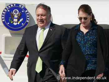 Mike Pompeo and wife broke ethics rules on use of State Department resources, report says